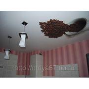 Натяжные потолки ул. Попова фото