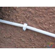 Прокладка кабеля связи фото