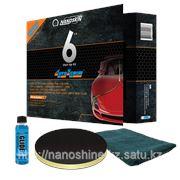 "NANOSKIN AUTOSCRUB 6"" Start-Up Kit car care полировочный круг фото"