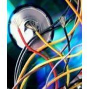 Прокладка кабелей связи фото