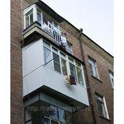 Увеличение площади балкона в ростове.товары и услуги компани.