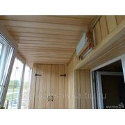 Обшивка, остекление и утепление балконов и лоджий фото