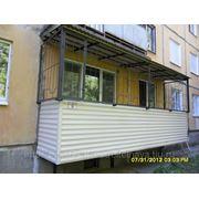 Остекление балконов в клину в москве (устройство балконов, л.
