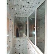 """Изготовление и остекление балкона из ПВХ профиля """"под ключ"""" фото"""