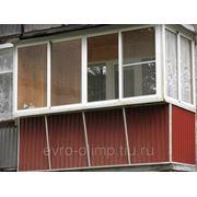 Балконы купе фото