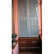 Шкаф на лоджию в киеве (устройство балконов, лоджий) - балко.