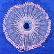 Манжетка атлас розовая фото