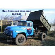 Вывоз мусора в Оренбурге фото