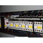 Монтаж щитового электрооборудования фото