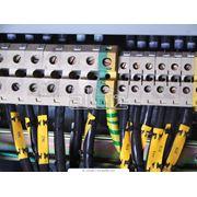 Установка электрооборудования фото