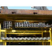 Алюминиевый бокс 50х30х2мм длина-3м фото