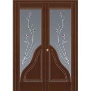 Установка распашной(двупольной) межкомнатной двери.Пятая дверь устанавливается БЕСПЛАТНО! фото