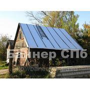 Крыша дачная готовая, ремонт крыши на даче фото