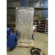 Алюминиевая защитная барьерная пленка фото