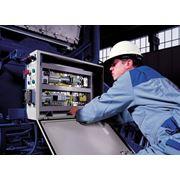 Монтаж силового электрооборудования. фото