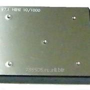 Мера Твёрдости Бринелля 100±25 HB 10/1000/10 МТБ 1 фото