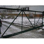 Гардис ворота откатные фото