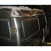 Кузовной ремонт перевертыша ГАЗ-2217 Соболь фото