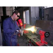 Выполнение работ по восстановлению и защите от износа деталей и узлов машин фото