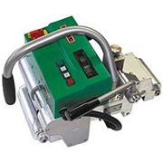 Сварочный автомат горячего клина Астро (Leister) для сварки геомембран, полимерной гидроизоляции. фото