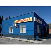 Отделка фасадов асбестоцементными плитами с различными видами покрытия фото