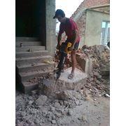 Услуги бетонолома
