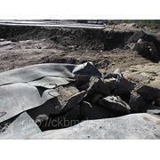 Разрушение фундаментов, валунов, скальных пород фото