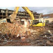 Демонтаж объектов промышленного назначения быстро!