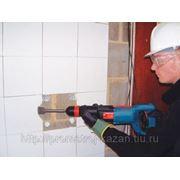Демонтаж плитки со стен в Казани фото