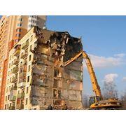 Демонтаж зданий и работы в Перми. Дешево.