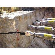 Разрушение объемно-химическое неармированных конструкций