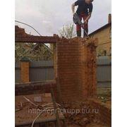 Реконструкция объектов строительства фото
