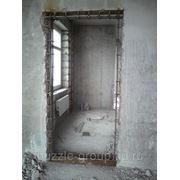 Устройство проема в бетоне толщиной 18 см армированном фото