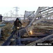Демонтаж металлоконструкций любой сложности фото