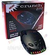 Антирадар (Радар-детектор) Crunch 2110
