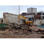 Демонтаж заводов качественно.