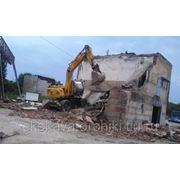 Слом производственных зданий и сооружений