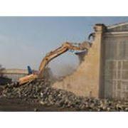 Снос зданий климовск фото