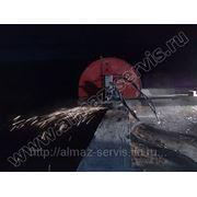 Нарезка швов в бетоне фото