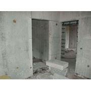 Демонтаж бетона.алмазная резка бетона,кирпича. резка проемов в стене. фото