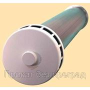 Установка вентиляционных клапанов КИВ-125 фото