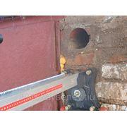 Алмазное сверление отверстий в бетоне диаметром от 32 до160 мм. фото