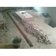 Резка бетона. Штробление. фото