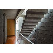 Бетонные лестницы любой сложности. фото
