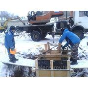 Устройство фундаментов в Ярославле фото