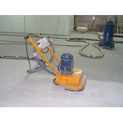 Алмазная шлифовка бетона фото