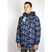 куртка Kalborn KС 15039 синий 8(134-140) фото