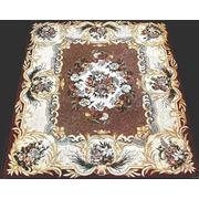 Ковер из стеклянной мозайки фото