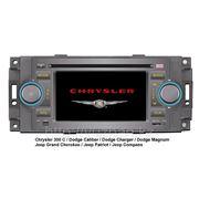Штатное головное устройство на Jeep Compass 2007-2011 гг. фото