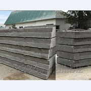 Плита перекрытия полистиролбетонная 54.12.3, 1200*300*5400 мм